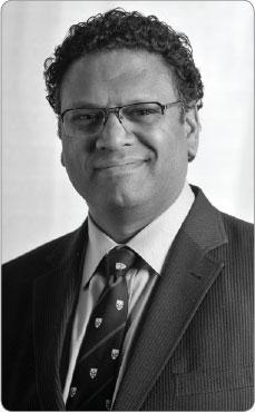 Dr.Ashwin Maharaj